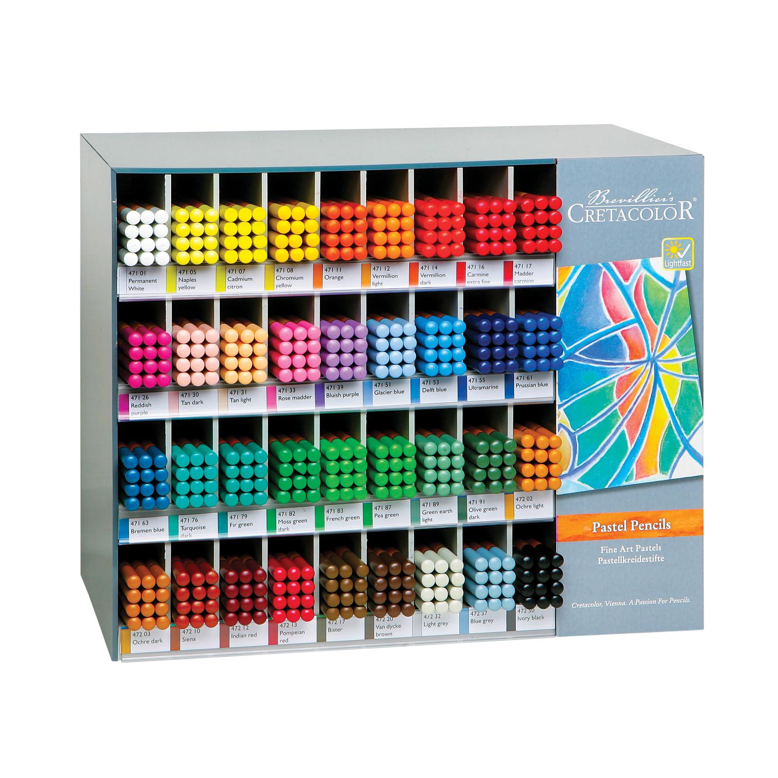 MegaColor Colored Pencil Assortment