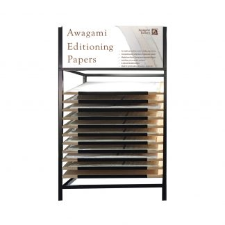 Awagami Editioning Papers Display