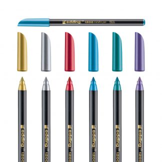 1200 Metallic Fiber Pens
