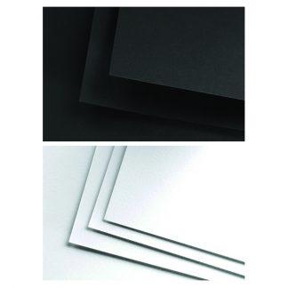BLACK BLACK & WHITE WHITE Sheets