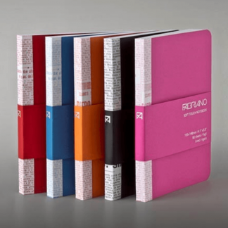 Soft Touch Notebooks