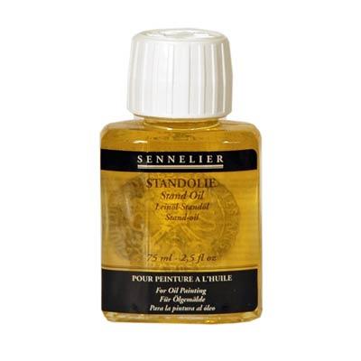 Oil Mediums/Varnishes
